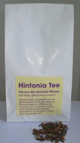 Hintonia Tee lose 150 g (In der Apotheke erhältlich PZN 03824150)